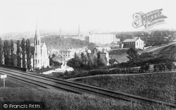 And The Wesleyan Chapel 1897, Bollington