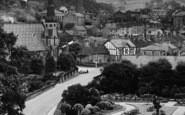 Bollington, General View c.1955