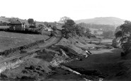 Bollington, Rainow Road c.1955