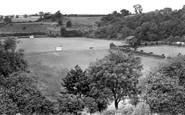 Bollington, Recreation Ground c.1955