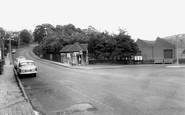 Bollington, Shrigley Road c.1960