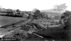 Spuley Lane c.1955, Bollington