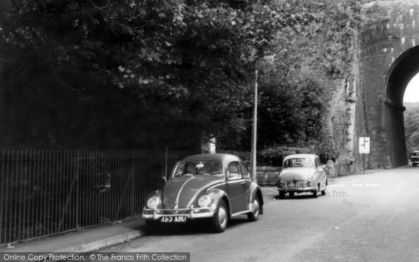 Bollington, Vw Beetle Car c.1960