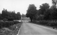 Bolney, Crossroads c.1955