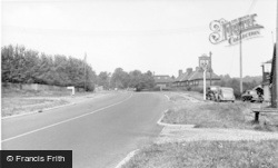 London Road c.1955, Bolney