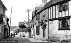 Bolney, Main Street c.1960