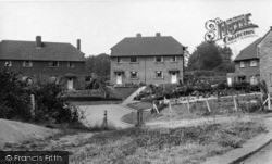 Tythe Barn Estate c.1955, Bolney