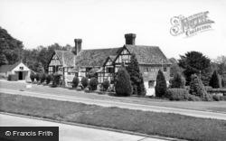 Bolney, Ye Olde Tudor House c.1960