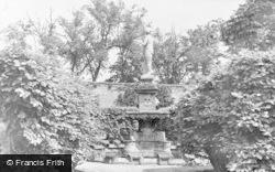 Bolsover, Castle, Venus Fountain c.1955