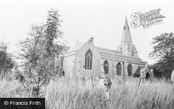 Bolsover, Church Of St Mary And St Laurence c.1955