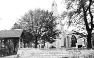 Bolsover, Church Of St Mary & St Laurence c.1955
