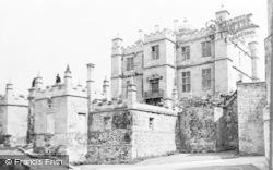 Bolsover, Little Castle Keep c.1955