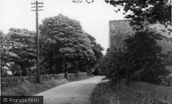 Bolsterstone, Heads Lane c.1965