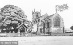 Bolsterstone, St Mary's Church c.1960