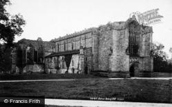 Bolton Abbey, 1893