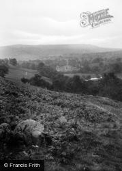 Bolton Abbey, 1921