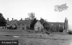 And Rectory c.1955, Bolton Abbey