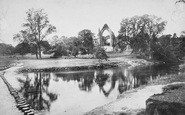 Bolton Abbey, And Stepping Stones c.1880