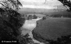 Bolton Abbey, Bolton Bridge 1886