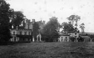 Bolton Abbey, Bolton Hall 1909