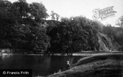 Bolton Abbey, By The River 1886