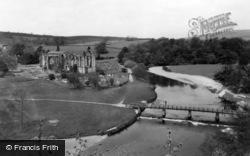 Bolton Abbey, c.1955