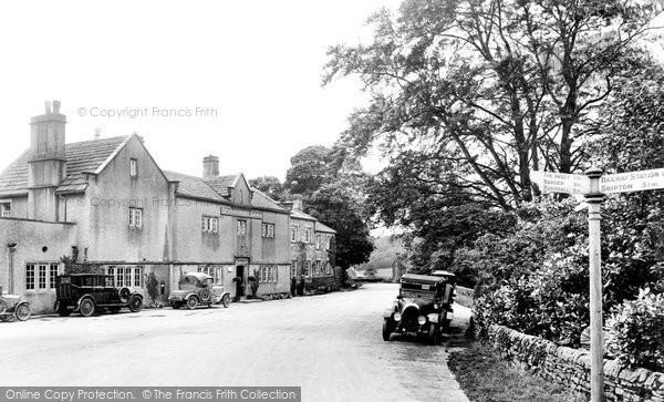 Bolton Abbey, Devonshire Arms Hotel 1923
