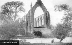 Bolton Abbey, East Window c.1890