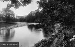 From The River 1921, Bolton Abbey