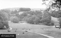 Bolton Abbey, Grounds c.1960