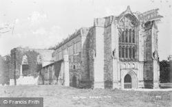 Bolton Abbey, N.W c.1890