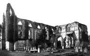 Bolton Abbey, North East c.1885