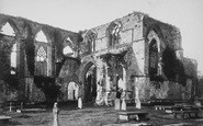 Bolton Abbey, North East Corner 1886