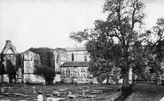Bolton Abbey, North Side c.1871