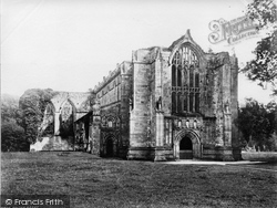 Bolton Abbey, North West c.1862