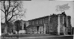 Bolton Abbey, North West c.1874