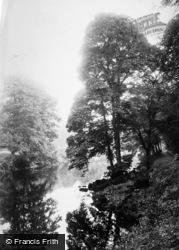 Bolton Abbey, On The Wharfe c.1886