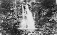 Bolton Abbey, Posforth Beck Fall 1886