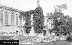 Bolton Abbey, South Transept 1893