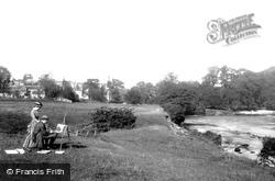 Bolton Abbey, The Abbey c.1886
