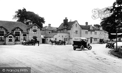 Bolton Abbey, The Devonshire Arms Hotel 1909