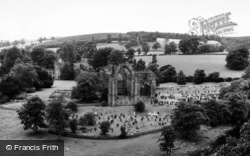 Bolton Abbey, The Grounds c.1965