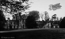 Bolton Abbey, The Hall c.1955