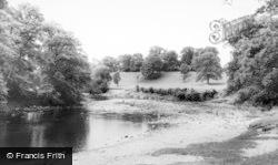 Bolton Abbey, The River c.1965