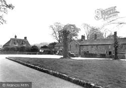 Bolton Abbey, The Village Green c.1950