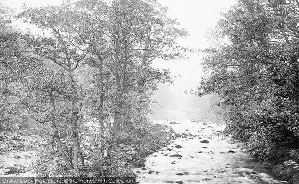 Bolton Abbey, The Woods, The Meeting Of The Waters 1888
