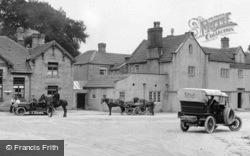 Bolton Abbey, Transport 1909
