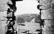 Bolton Abbey, View From The Walls c.1874