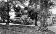 Bolton Abbey, Village And Post Office 1909
