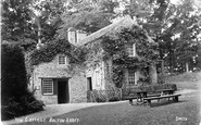 Bolton Abbey, Yew Cottage c.1890